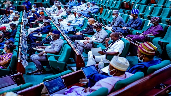 House or Representatives, [PHOTO CREDIT: Official Twitter handle of Reps NGR]