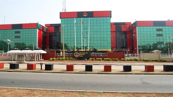 Nigerian Army Headquarters. [PHOTO CREDIT: Civil Military Affairs]
