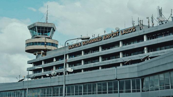 Murtala Muh'd Int'l Airport