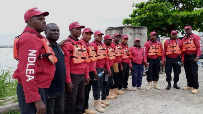 NDLEA Officers