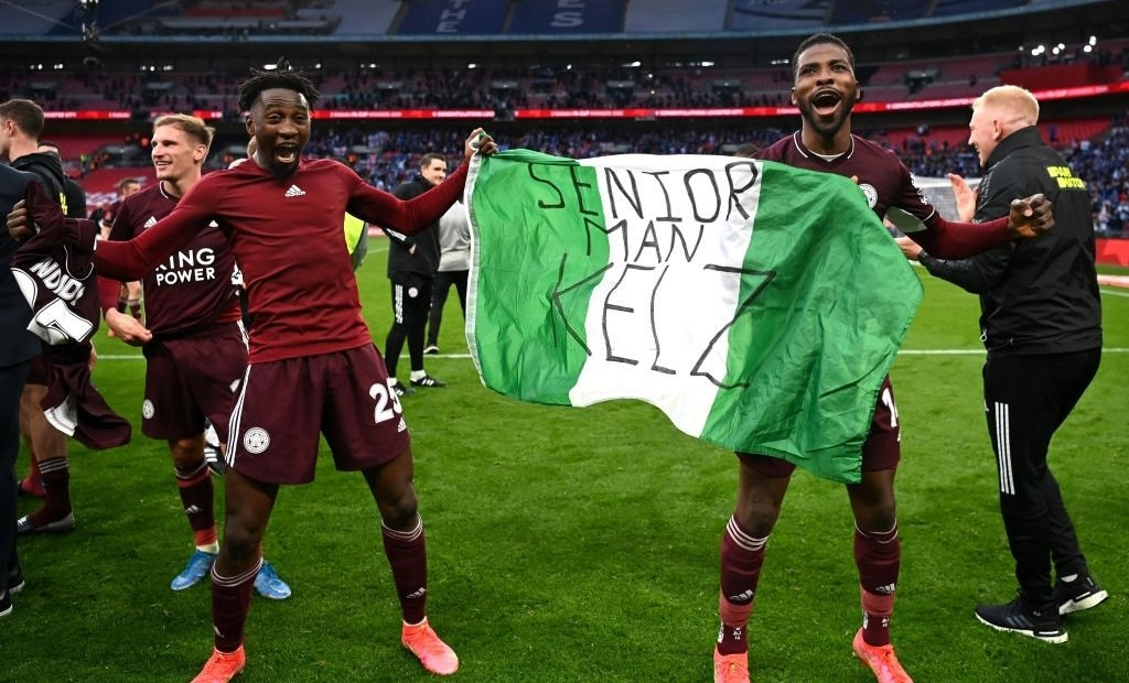 Ndidi and Ihenacho