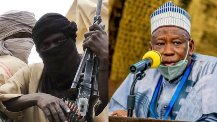 Bandits, Abdullahi Ganduje