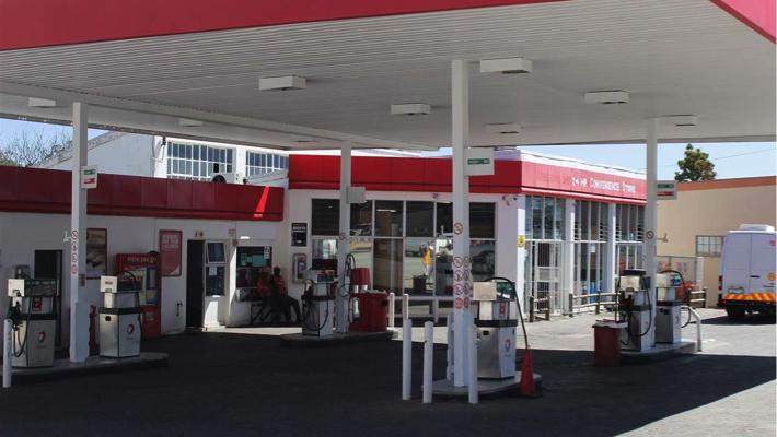 A filling station
