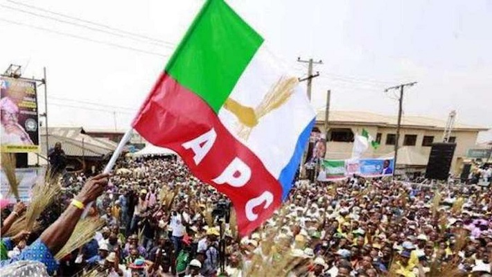 APC campaign rally