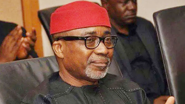 Senate Minority Leader, Enyinnaya Abaribe