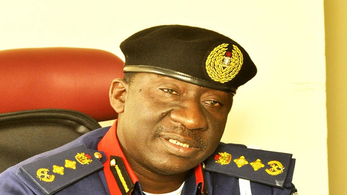 Abdullahi Gana, the Commandant-General, Nigeria Security and Civil Defence Corps (NSCDC). [CREDIT: NSCDC Website]