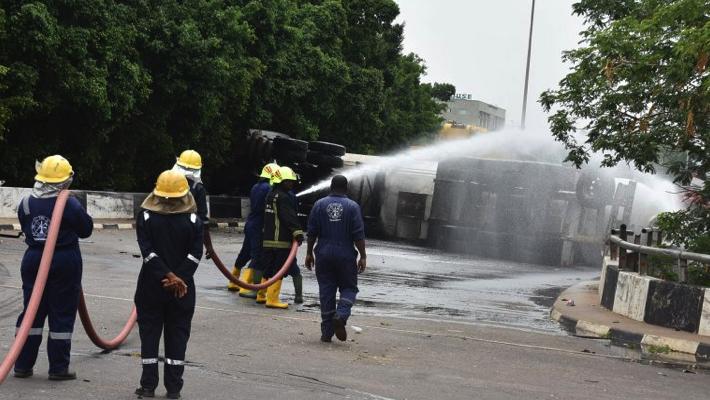 Abuja tanker Explosion