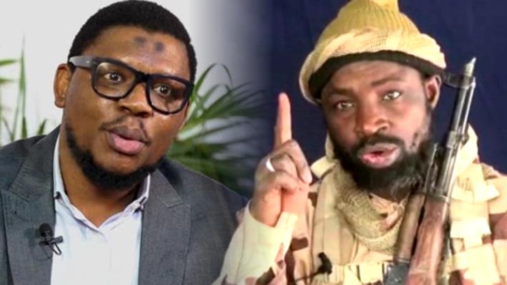 Adamu Garba and Abubakar Shekau