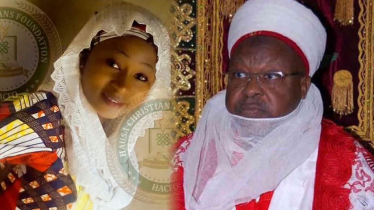 Aisha Mani and Emir of Katsina, Abdulmumini Kabir
