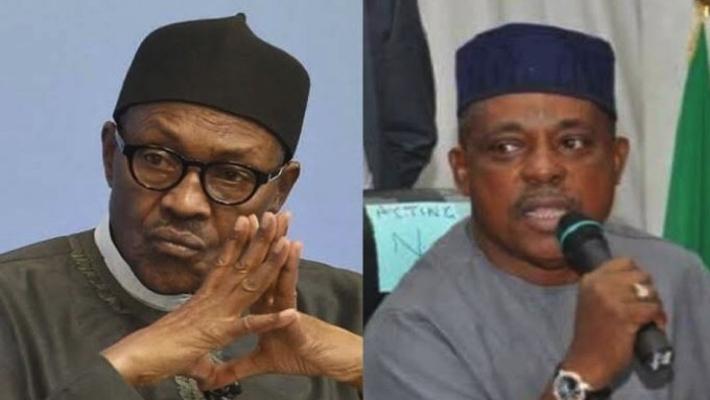 Buhari and Secondus