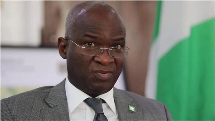 Babatunde Fashola (credit: BBC)