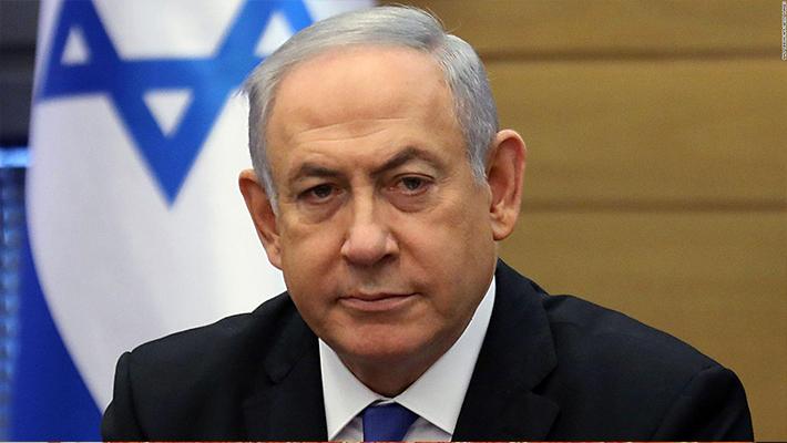 Israeli Prime minister Benjamin Netanyahu (Credit: CNN)