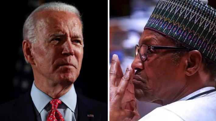 Biden, Buhari