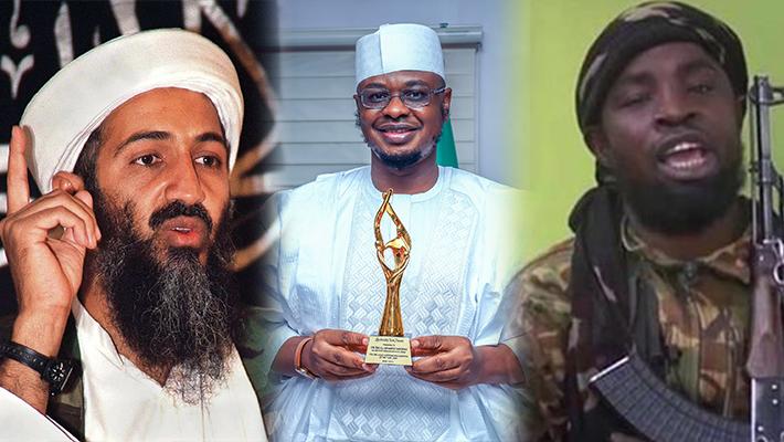 Bin Laden, Pantami and Shekau