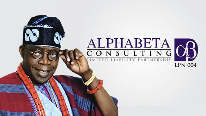 Former Lagos State governor Bola Tinubu