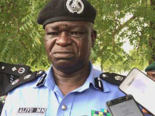 Enugu Police Commissioner