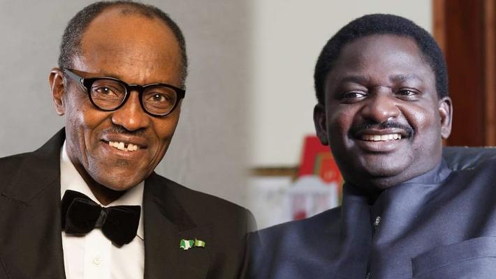 Buhari acting like God, Nigerians should like him: Femi Adesina