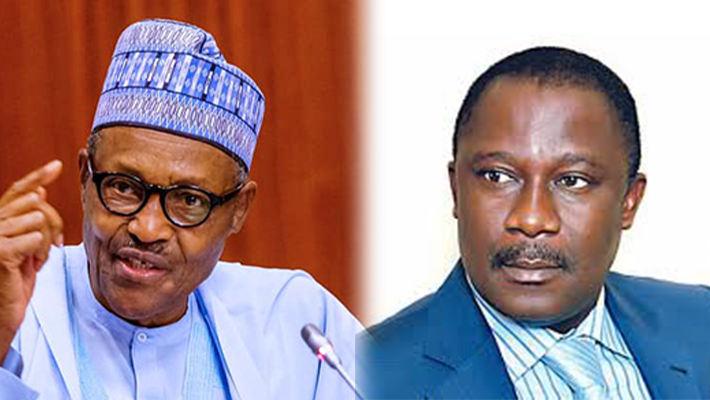 Buhari and Adeyemi composite