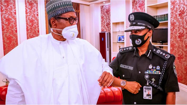 Buhari and IGP