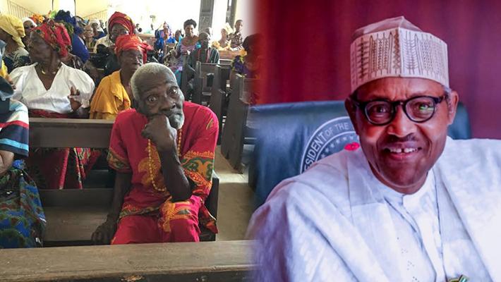 President Buhari Approves The Take-Off Of National Senior Citizens Center