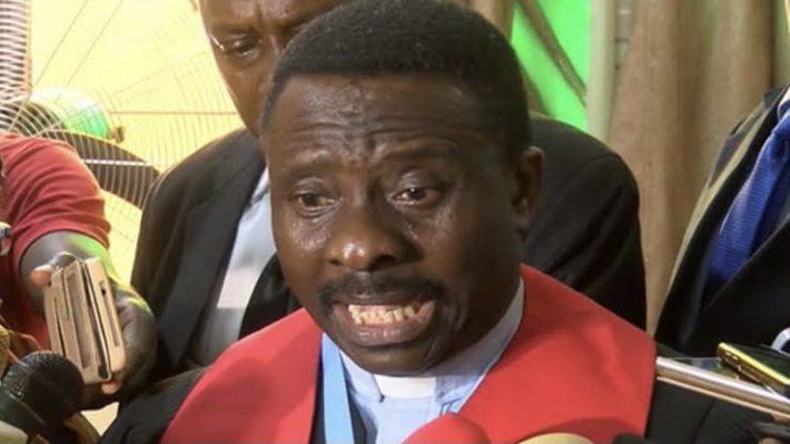 President of the Christian Association of Nigeria, Samson Ayokunle