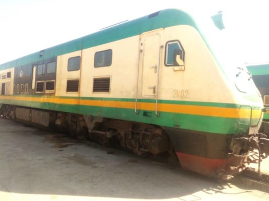 This image has an empty alt attribute; its file name is CKD-2402-one-of-the-trains-acquired-by-the-Jonathan-administration-still-in-operation-533x400.jpeg