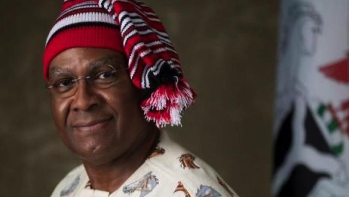former governor of Enugu State, Chimaroke Nnamani