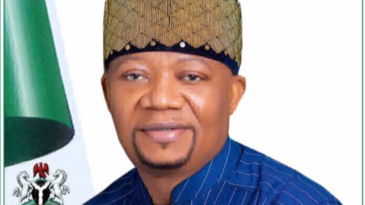 Commissioner for Water Resources and Rural Development, Tamunosisi Gogo Jaja