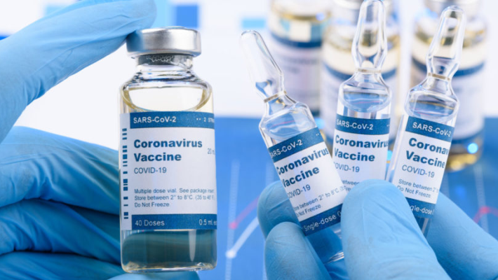 Photo of Coronavirus vaccine used to illustrate this story (Credit: USC)
