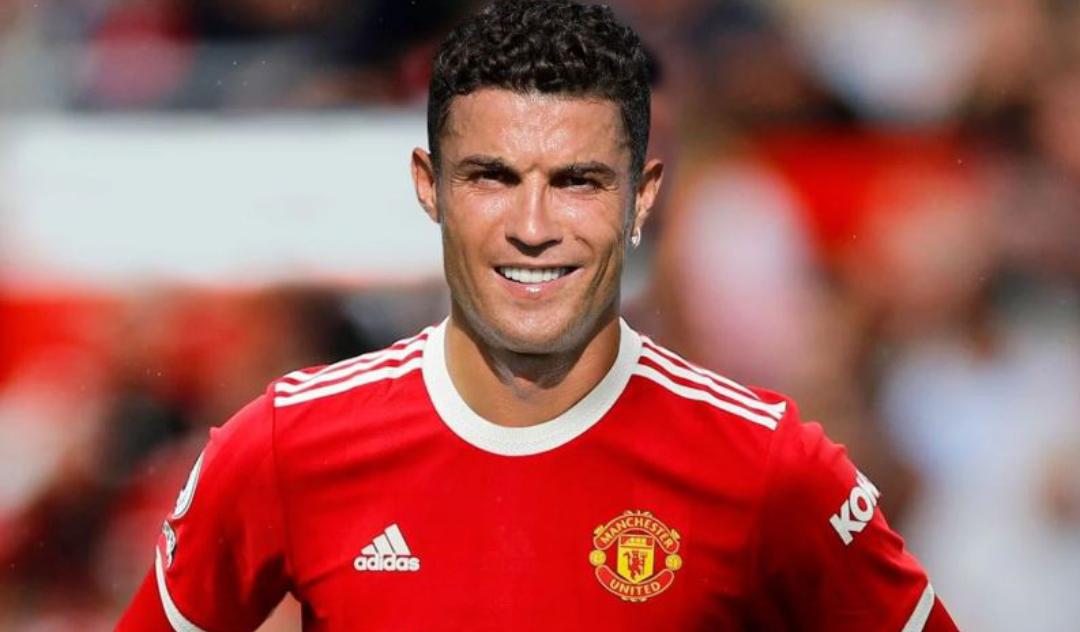 Ronaldo emerges EPL player for September
