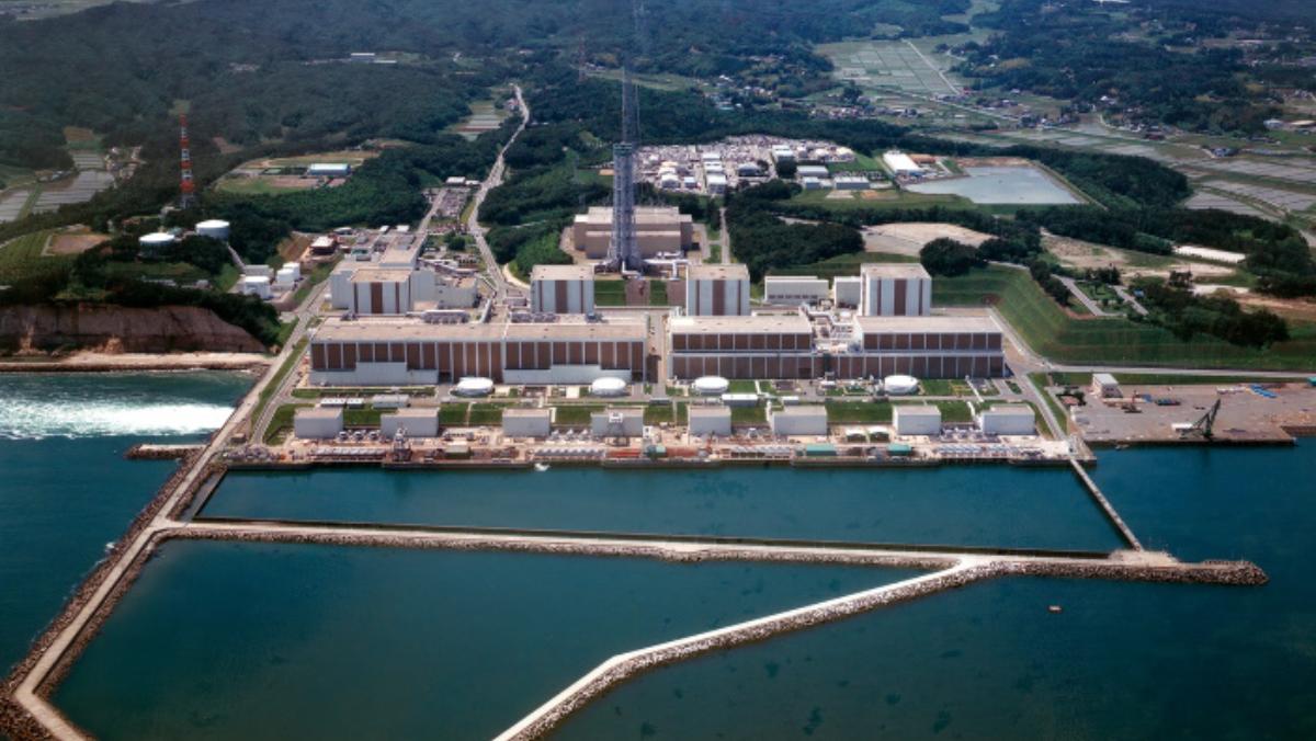 Daiichi nuclear power plant