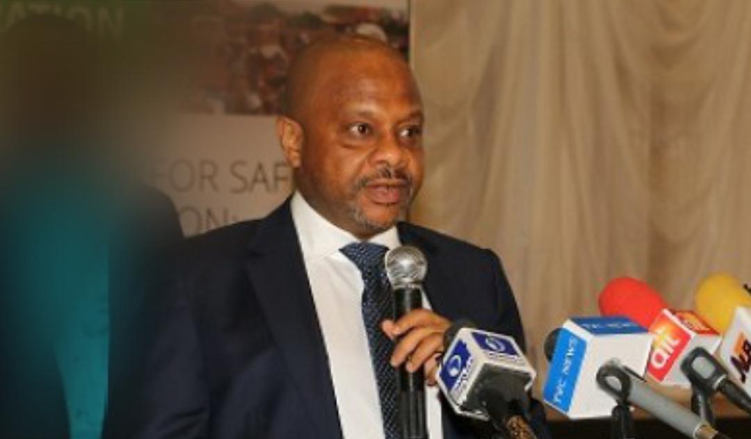 Director-General of NAPTIP, Basheer Mohammed