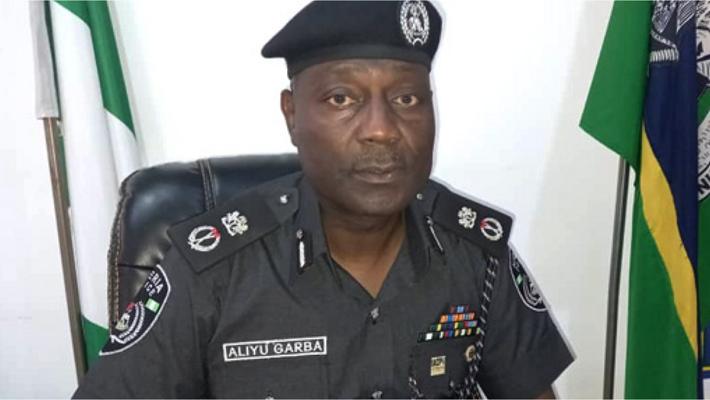 Ebonyi Commissioner of Police, Aliyu Garba