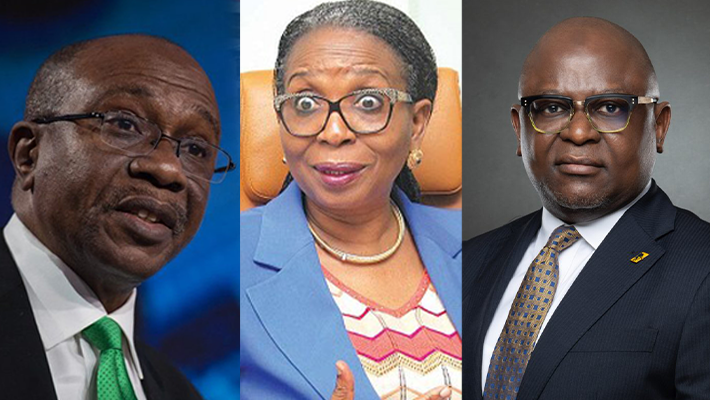 Emefiele, Awosika and Adeduntan