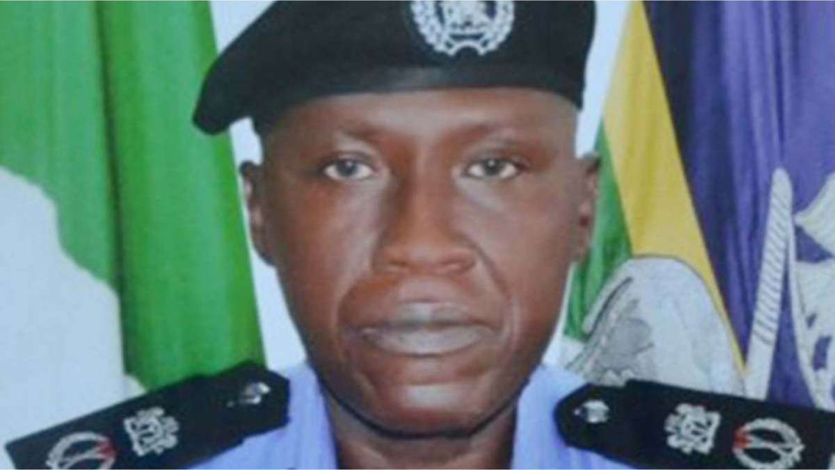 FCT Commissioner of Police (CP), Bala Ciroma
