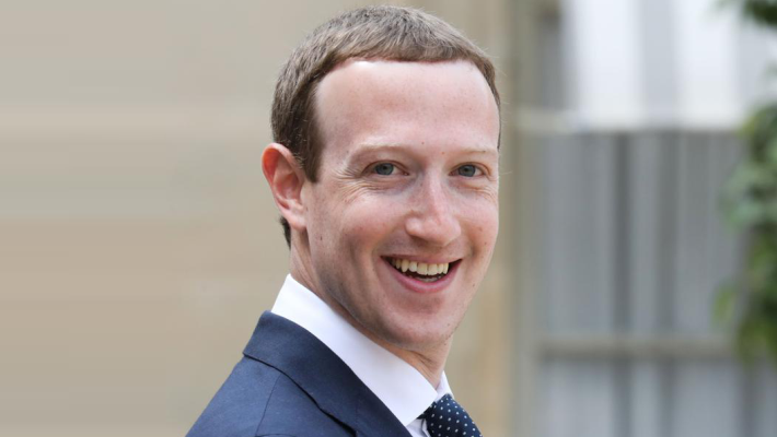 Facebook CEO, Mark Zuckerberg