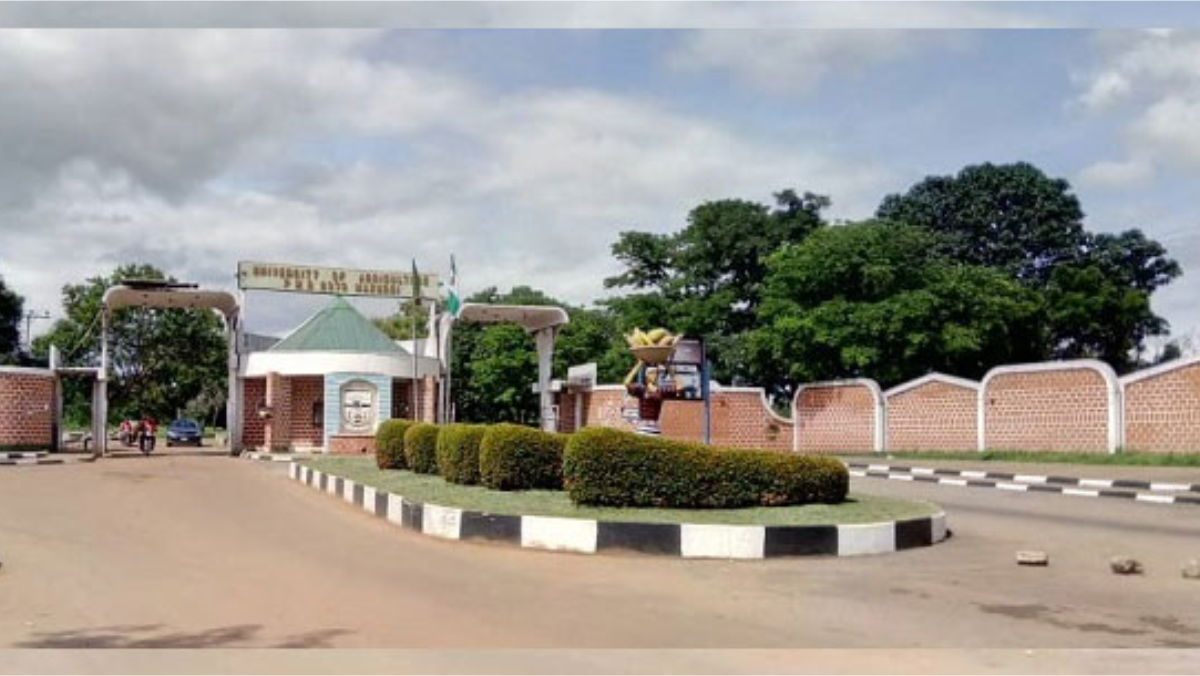 Federal University of Agriculture, Makurdi (FUAM), Benue State