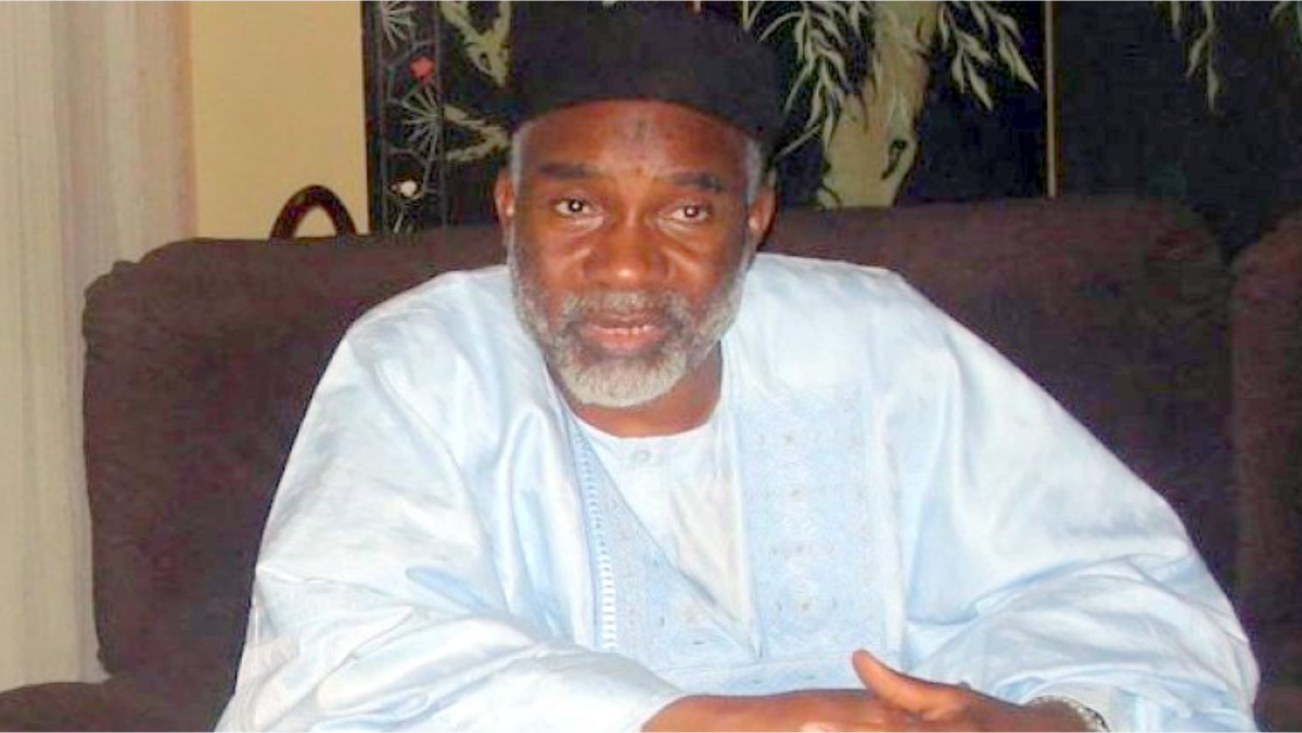 Former Adamawa Governor Murtala Nyako