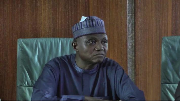 Garba Shehu, spokesman for President Muhammadu Buhari