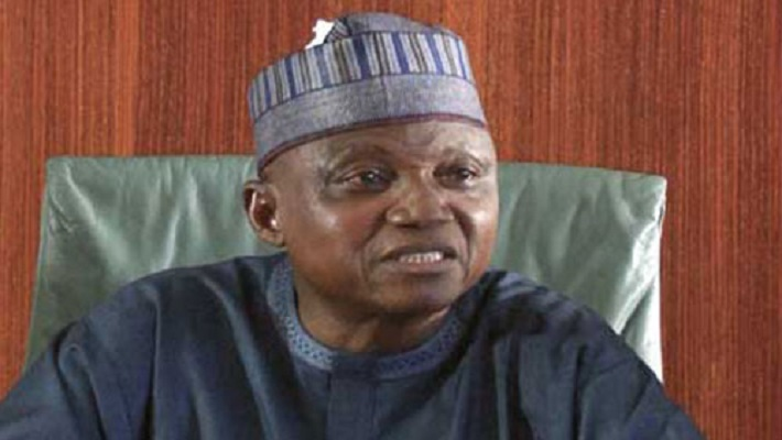 Presidential spokesman Garba Shehu