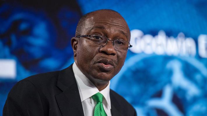 CBN Godwin Emefiele (credit: Bloomberg)