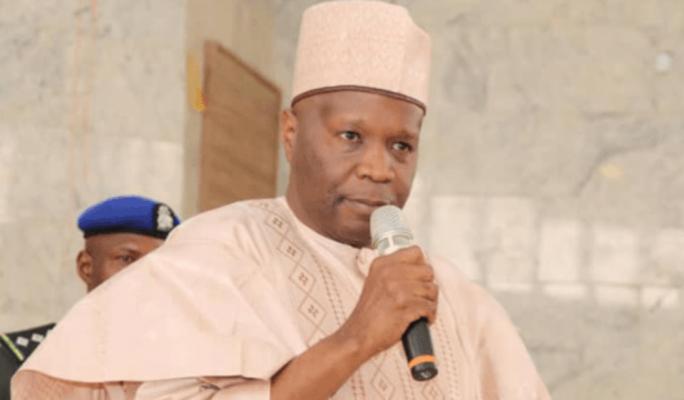 Gombe State governor, Muhammad Inuwa Yahaya