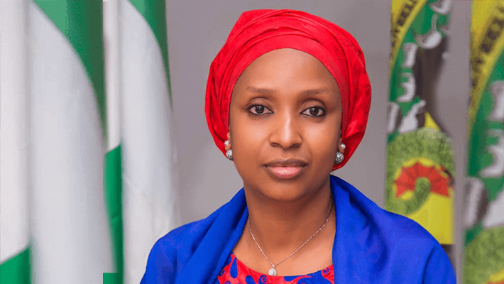 Director General of the NPA, Hadiza Bala-Usman.