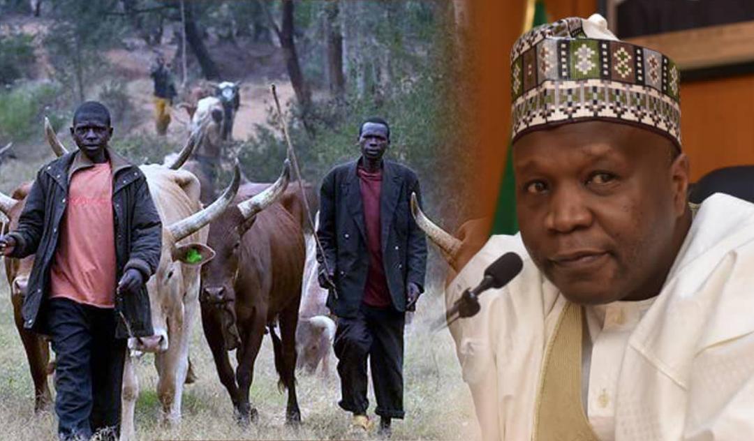 Herdsmen and Governor Inuwa Yahaya