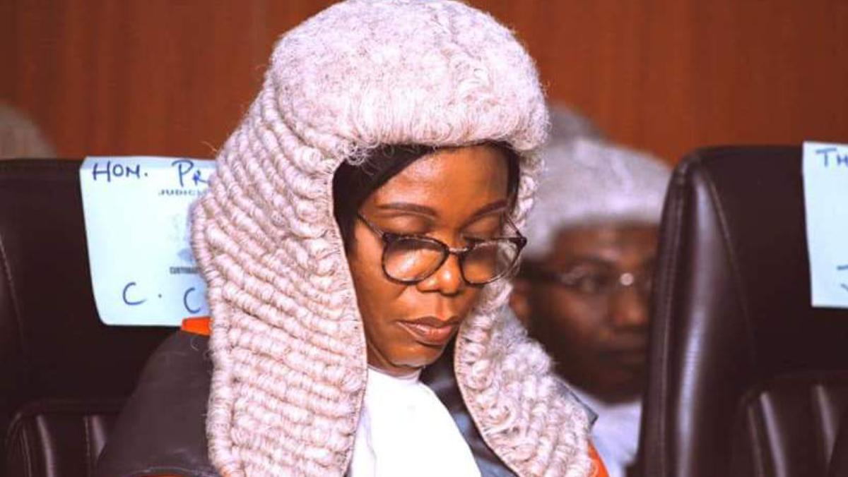 Hon. Justice Eni Esan (rtd)