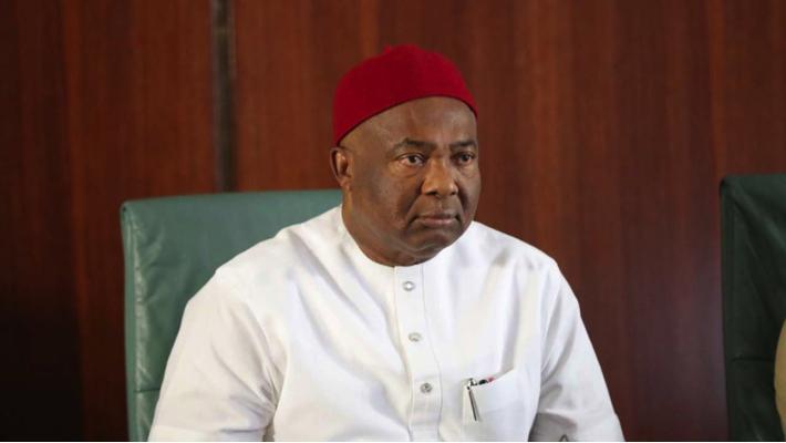 Imo State Governor Hope Uzodinma