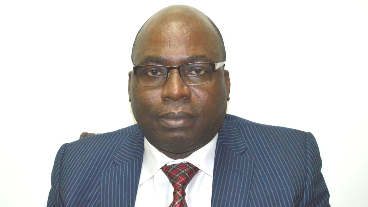 ICPC Chariman Prof. Bolaji Owasanoye