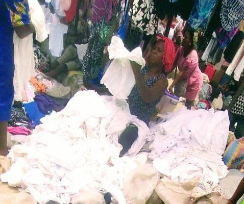 IMG 20210828 WA00043   'Na mumu dey go boutique'; Economy of second-hand clothing in Nigeria   The Paradise