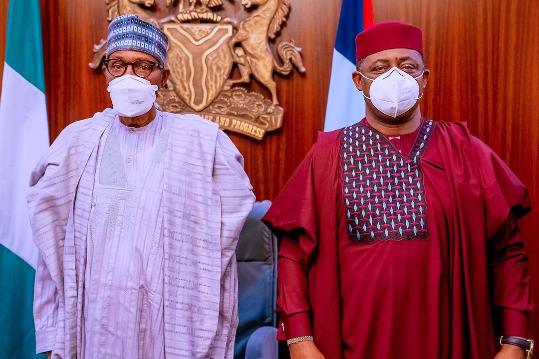 Buhari and Fani-Kayode