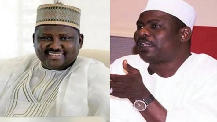 Abdulrasheed Maina and Ali Ndume.